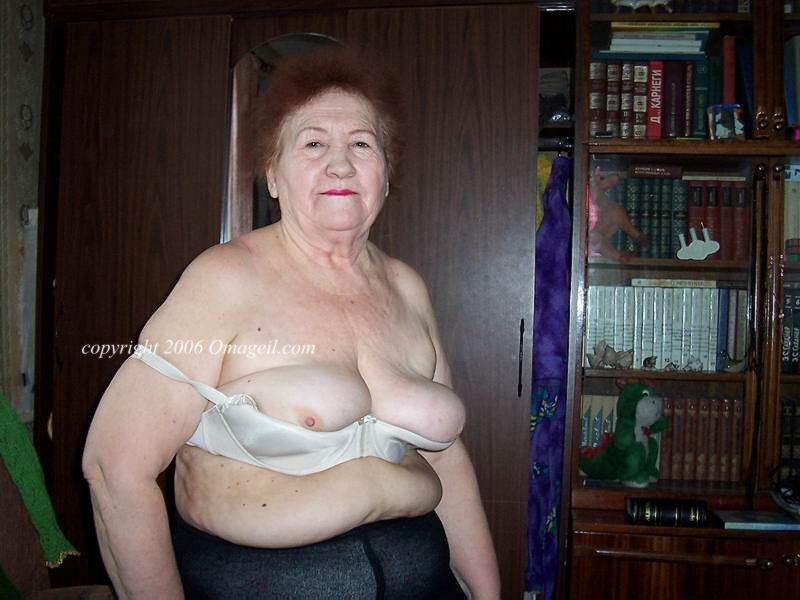 фото толстых старых