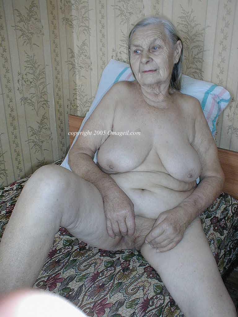 Fat Omageil Granny